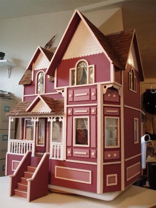 Newberg Doll House Pretty Little Houses