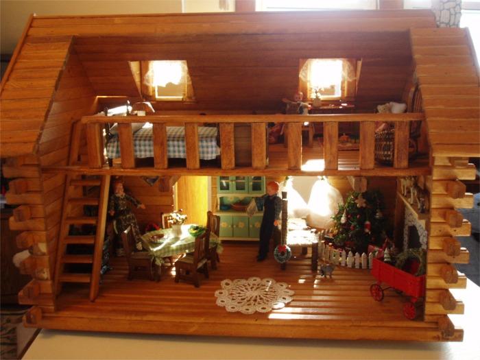 Shenandoah Doll House Pretty Little Houses